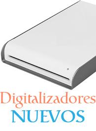Digitalizadores Nuevos