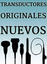Transductores Originales